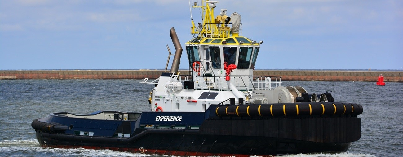Damen Marine Services offers tugboat for charter