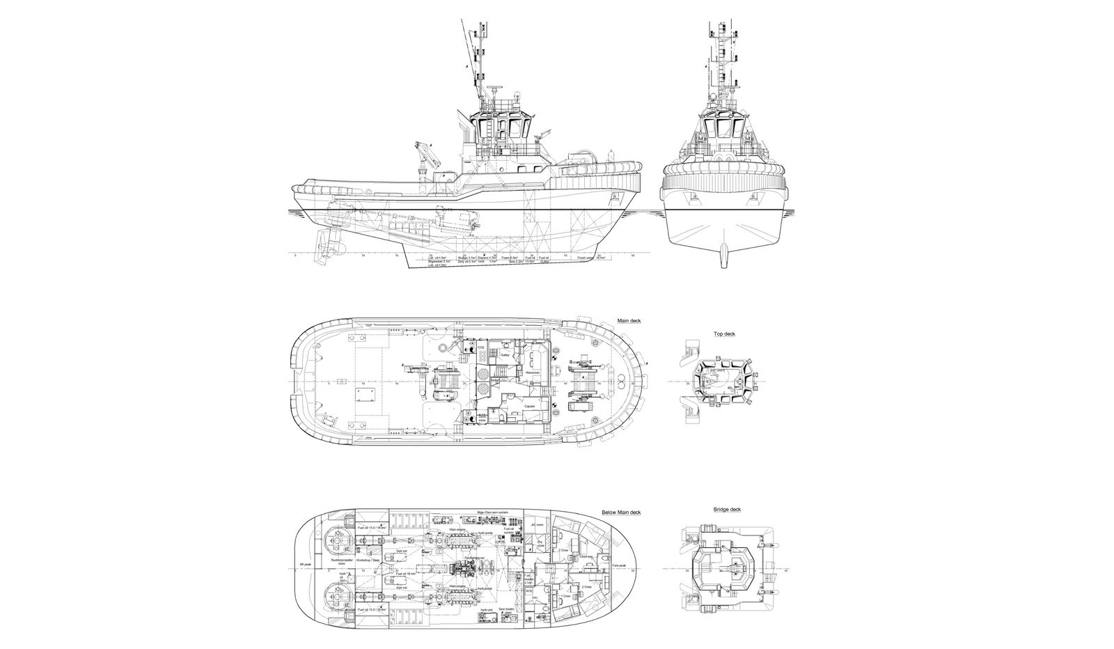 asd tug boat 2810 'dms 2810' drawing (01)