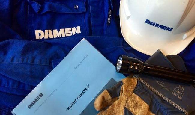 Damen Trading services: Evaluation